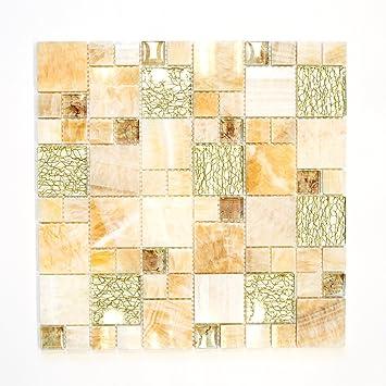 Mosaikfliesen Fliesen Mosaik Kuche Bad Wc Wohnbereich Fliesenspiegel