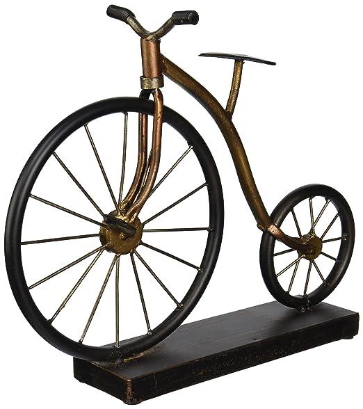 IMAX Expedition Big Rueda Bicicleta en un Columpio, Bronce: Amazon ...