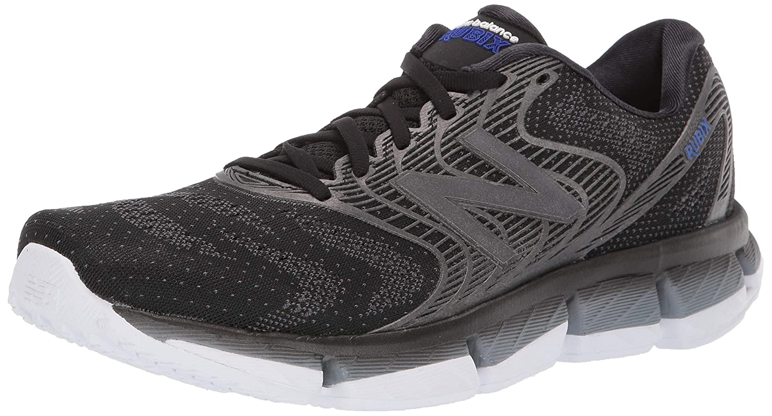 Black Steel New Balance Men's Rubix V1 Running shoes,