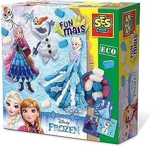 SES-Creative- Funmais Frozen, Multicolore, 24992