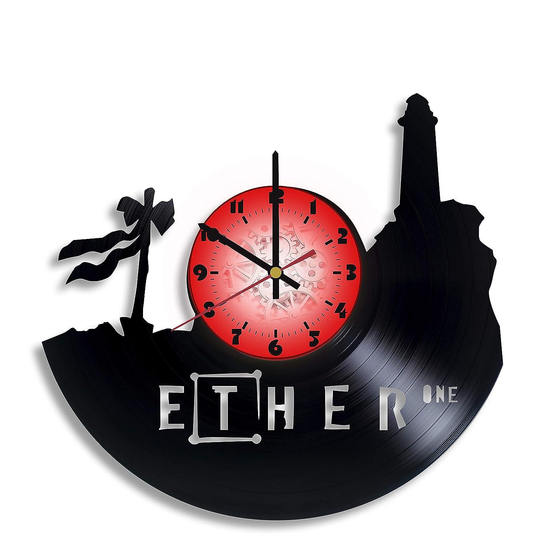 Amazon.com: Ether One Computer Game Logo Handmade Vinyl ...
