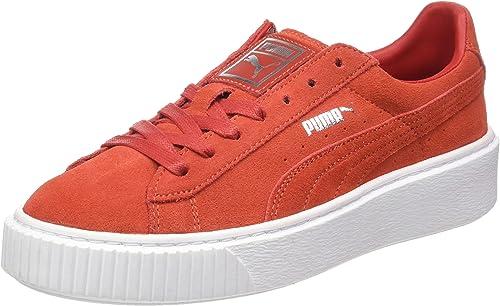 sneakers femme puma suede