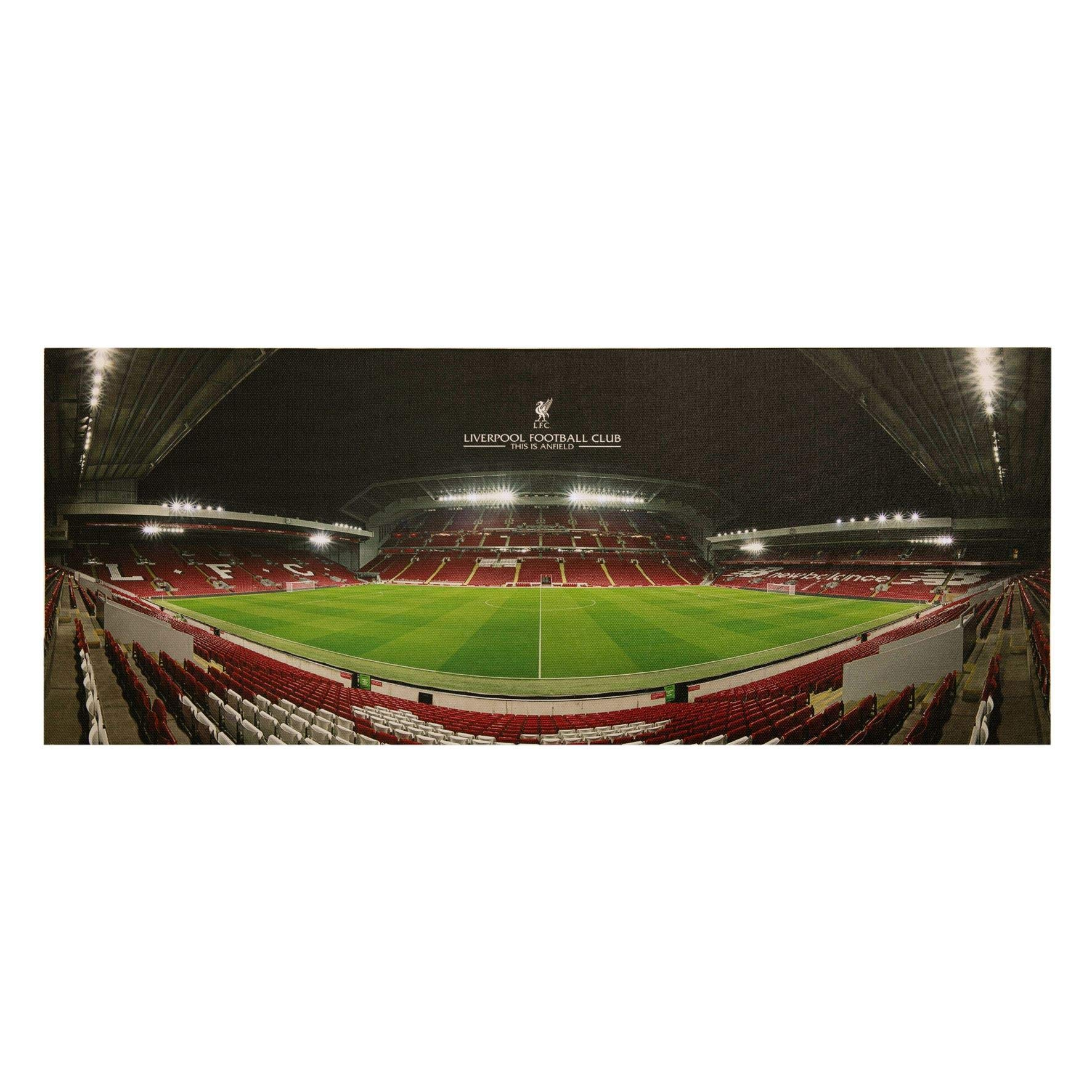 Liverpool FC LED Light-Up Stadium Canvas LFC Official by Liverpool F.C.