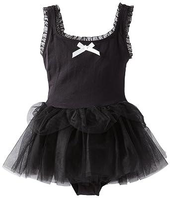 fa9b389d3 Amazon.com  Danskin Little Girls  Baby Ballerina Leotard With Tutu ...