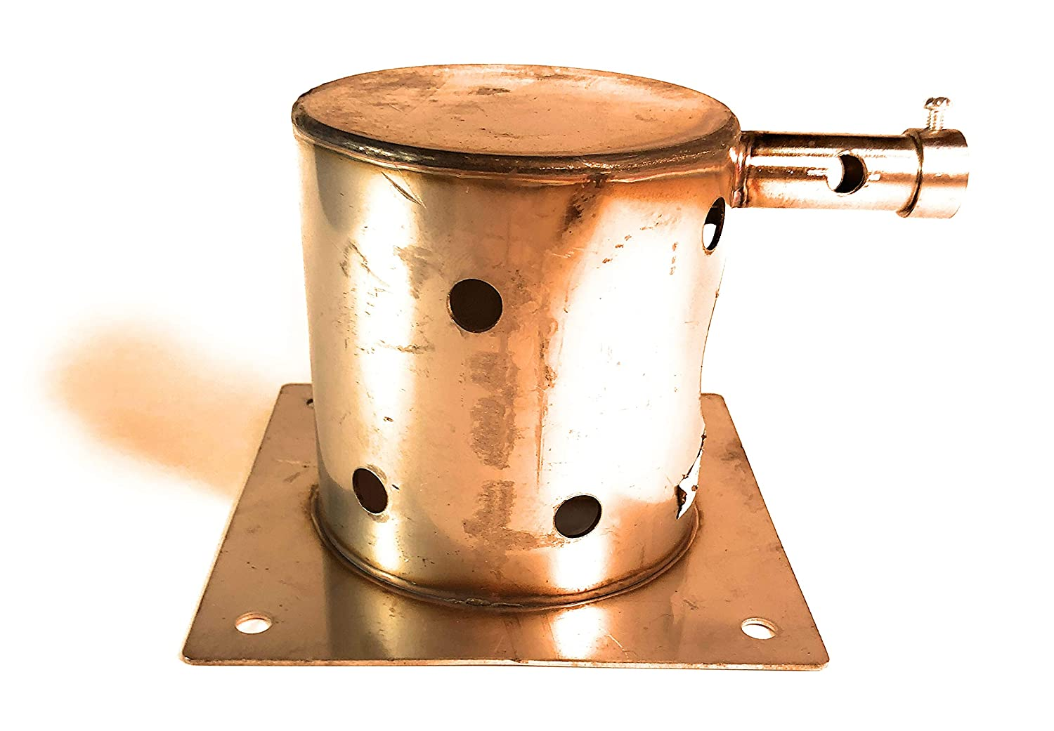 Stainless Steel Fire Pot for Traeger Grills