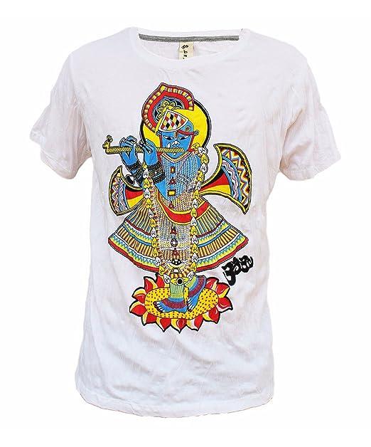 Yoga Shirts - Omtimistic Mens Flauta y Símbolo de OM ...