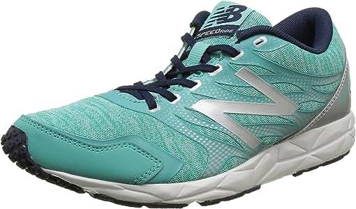 New Balance 590, Zapatillas de Running, Mujer, Multicolor (Green ...