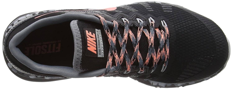 NIKE Women's Dual Fusion 2 Trail Running Shoe B010RSC9MG 6 B(M) US|Black/Atomic Pink/Cool Grey
