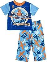 Disney Boys Toddler Planes Pajama Set