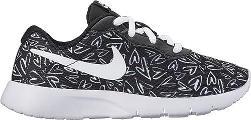 Zapatillas para niï¿œa, color Negro , marca NIKE, modelo Zapatillas Para Niï¿œa NIKE TANJUN PRINT Negro: Amazon.es: Zapatos y complementos