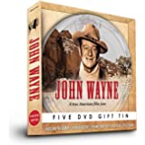 John Wayne Film Reel Collection [DVD]