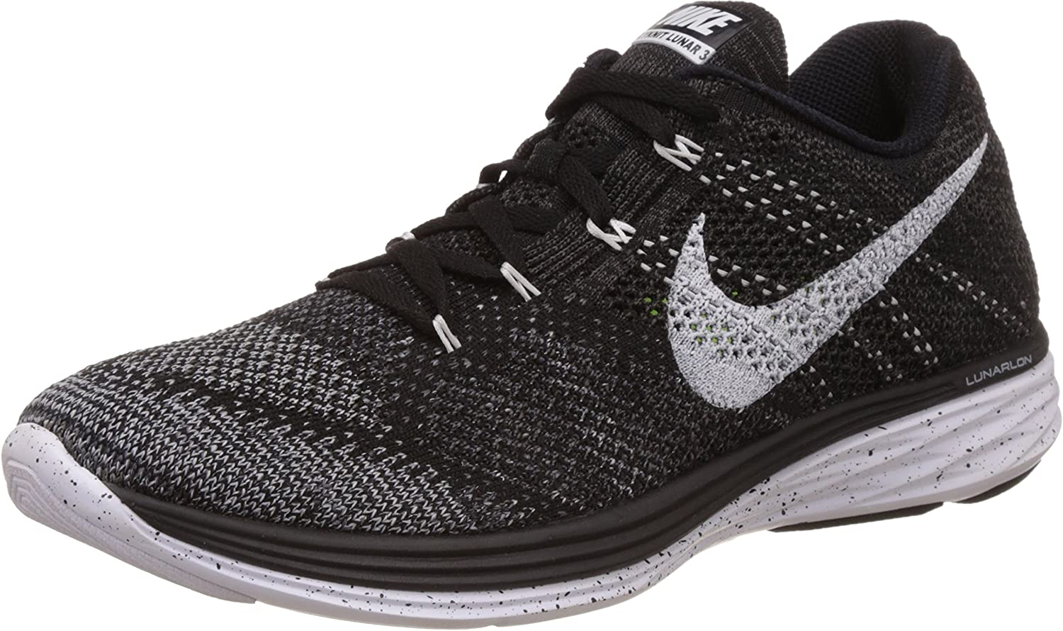 Nike Men's Flyknit Lunar3 Running Shoe