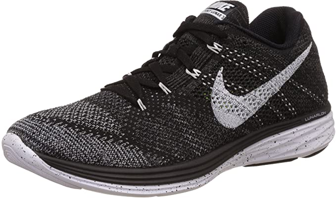 brand new ab225 96ebb Amazon.com  Nike Women s Flyknit Lunar3 Running Shoe  Nike  Shoes