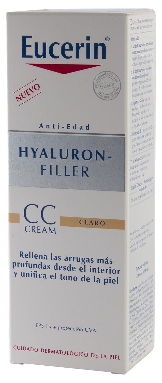Eucerin Hyaluron-filler Cc Cream Light 50ml 177277