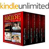 New Mail Order Brides Series Volume 2: A Four Book Western Romance Anthology (New Mail Order Brides Anthologies)