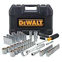 Deals on 84-Piece DeWalt Mechanics Tool Set DWMT81531