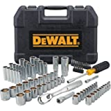 DEWALT Mechanics Tool Set, 84-Piece (DWMT81531)