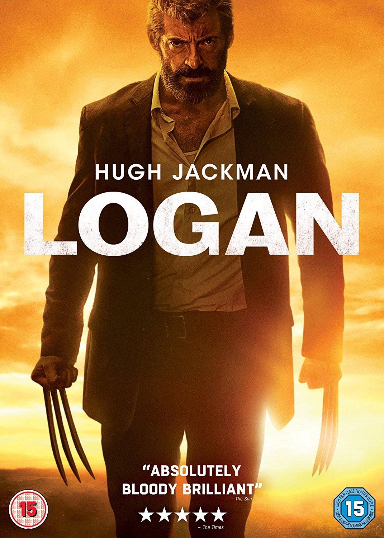 Amazon Com Logan Dvd 2017 Movies Tv