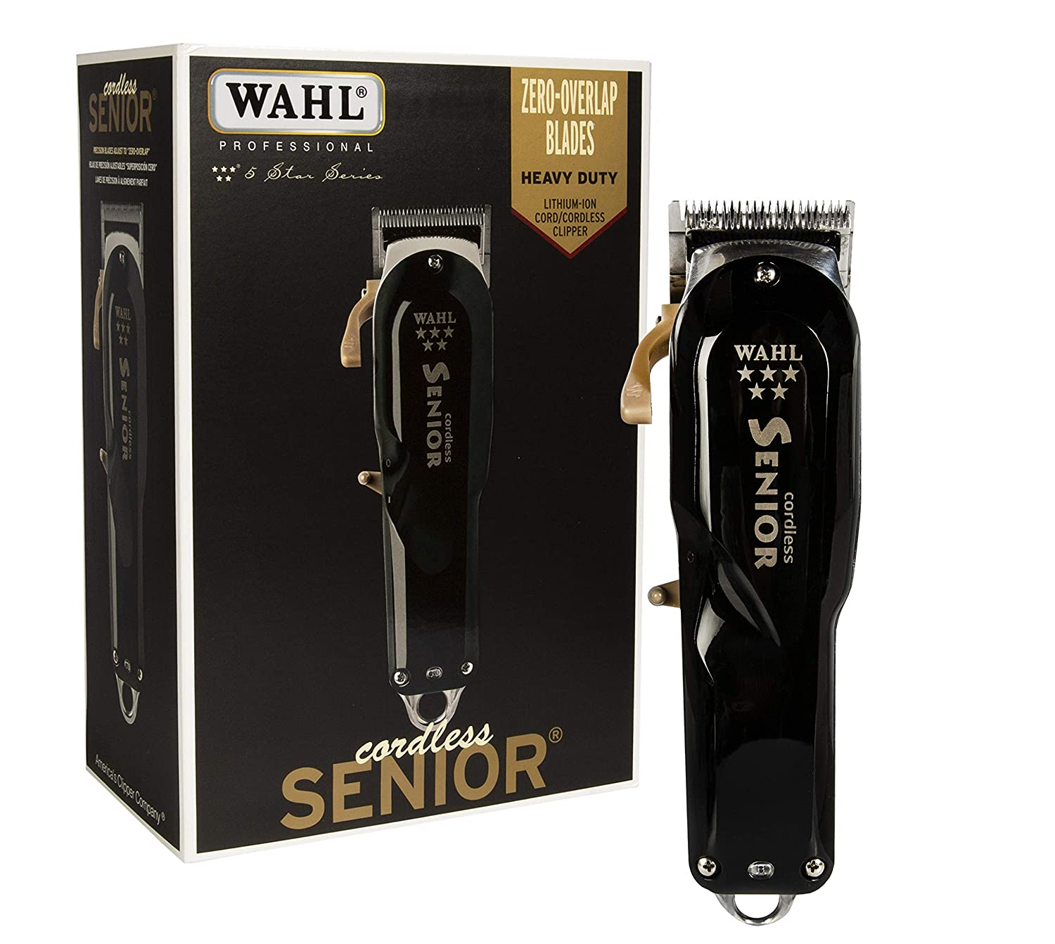 Wahl Professional 5-Star Series Cordless Senior