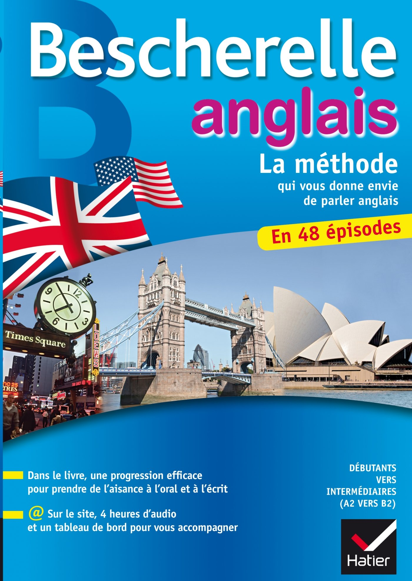 Amazon Fr Bescherelle Anglais La Methode Methode D