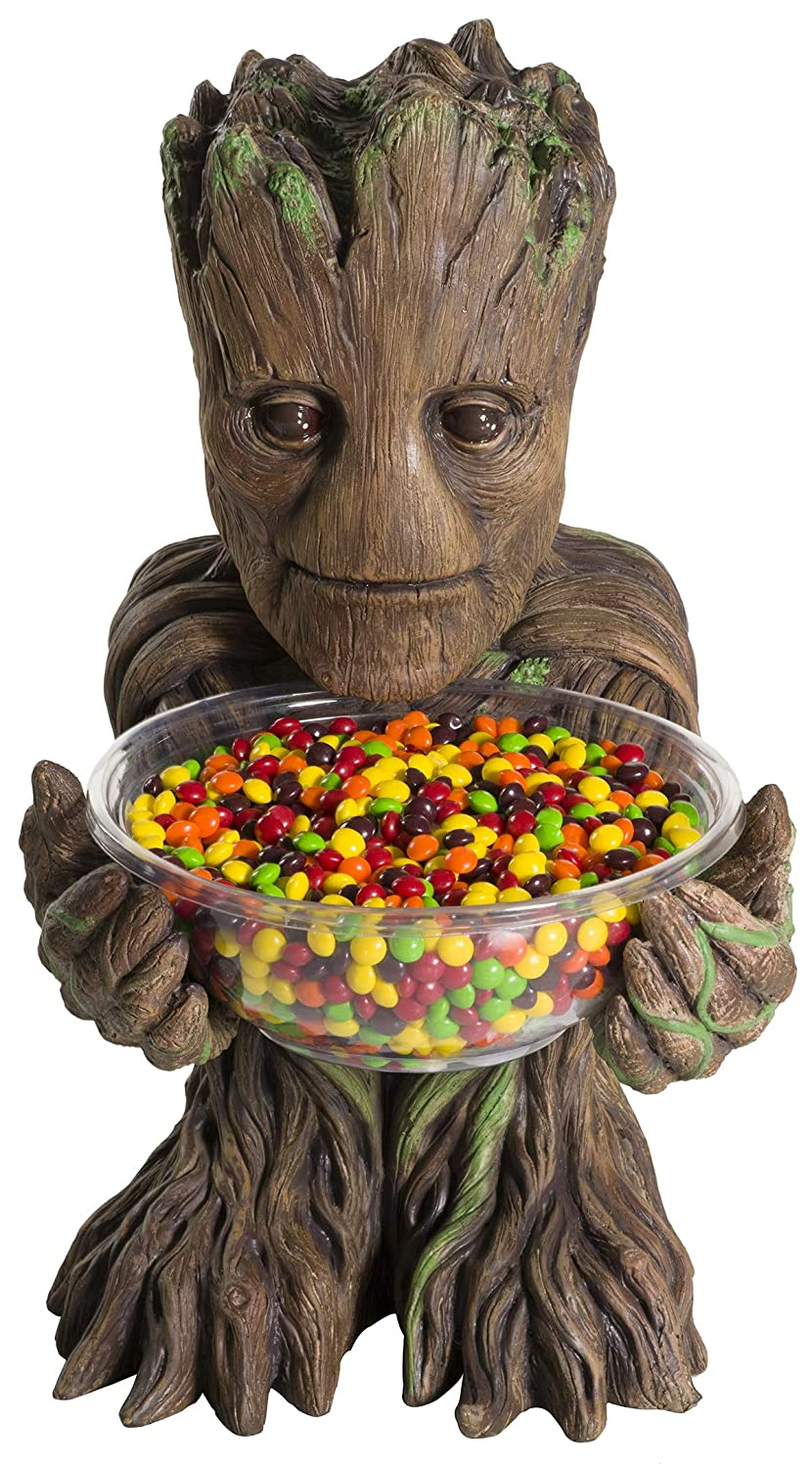 Guardians of the Galaxy H841790 Candy Bowl Holder Groot MultiColoured