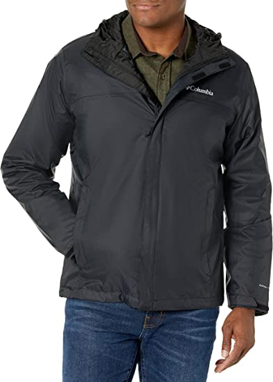 Men Waterproof Rain Jacket