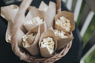 Amish Country Popcorn – Bolsa de arpillera de 2 libras de ...