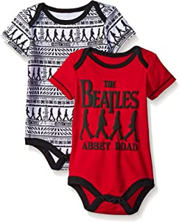 1b89aa78 Amazon.com: Old Glory The Beatles - Baby-boys Cartoon T-shirt - 12 ...