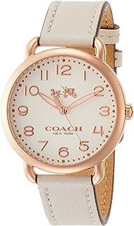 472a6be0a2db Amazon | [コーチ]COACH 腕時計 デランシー 14502742 レディース 【並行 ...