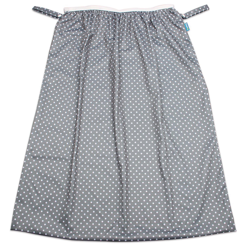 Amazon.com: teamoy reutilizable Pail Liner para Cloth Diaper ...