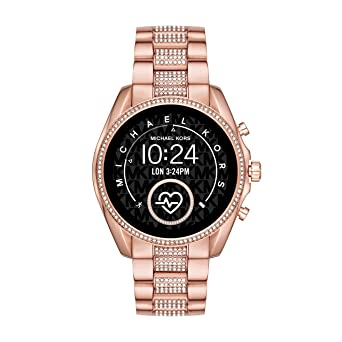 Amazon.com: Michael Kors Access Bradshaw 2 Smartwatch ...