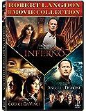 Robert Langdon 3 Movie Collection - Il Codice da Vinci + Angeli e Demoni +Inferno (3 DVD)