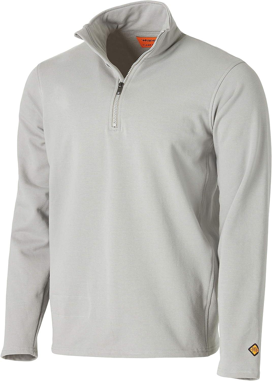 Wrangler Riggs Workwear Men's Fr Flame 1 Resistant Choice Zip 4 Fleece Tampa Mall