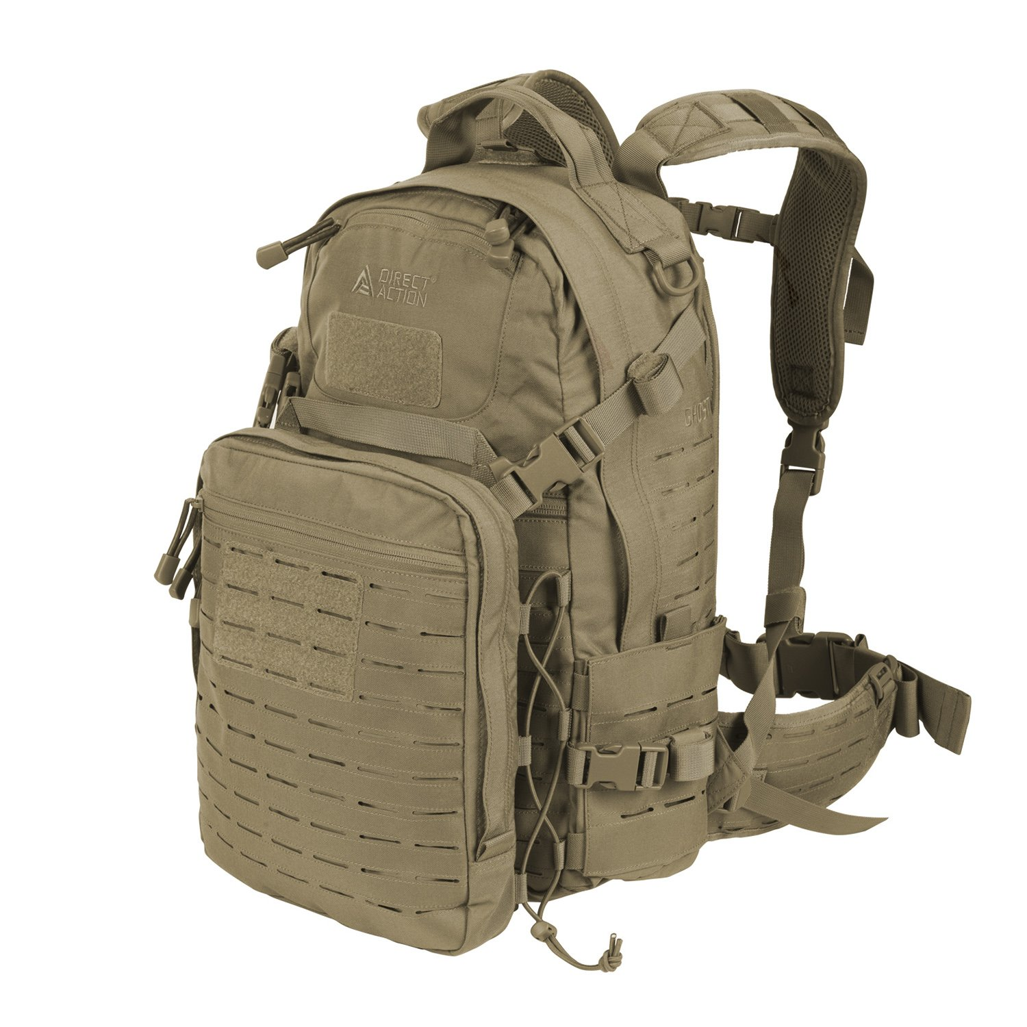 Direct Action Ghost Mk II Tactical Backpack Coyote Brown