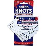 Saltwater Fishing Knots - Waterproof Plastic Knot Cards