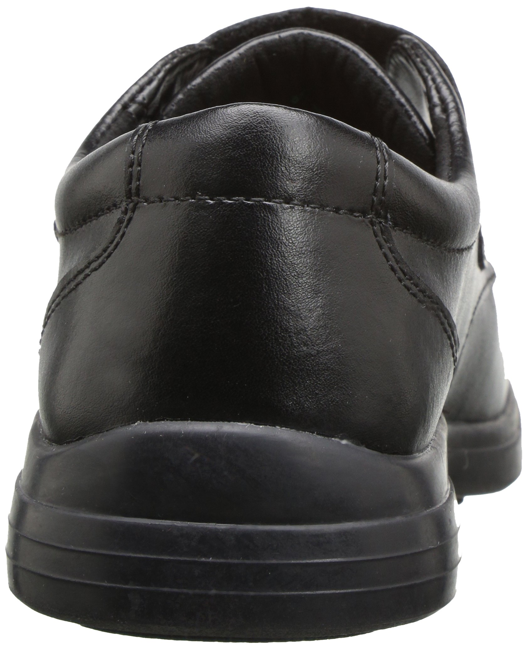 Hush Puppies Gavin Uniform Dress Shoe (Toddler/Little Kid/Big Kid), Black, 3 M US Little Kid by Hush Puppies (Image #2)