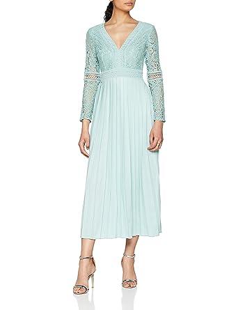 803f002f6e1 Little Mistress Women s Spearmint Lace Dress Party  Amazon.co.uk  Clothing