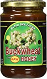 Raw Buckwheat Honey YS Eco Bee Farms 13.5 oz Paste