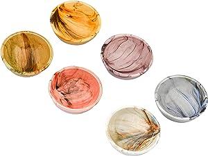 Onquma Ceramic Pinch Bowls - Modern Line (Set of 6)