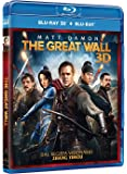 The Great Wall (Blu-Ray 3D + Blu-Ray);The Great Wall