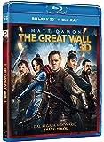 The Great Wall (Blu-Ray 3D + Blu-Ray)