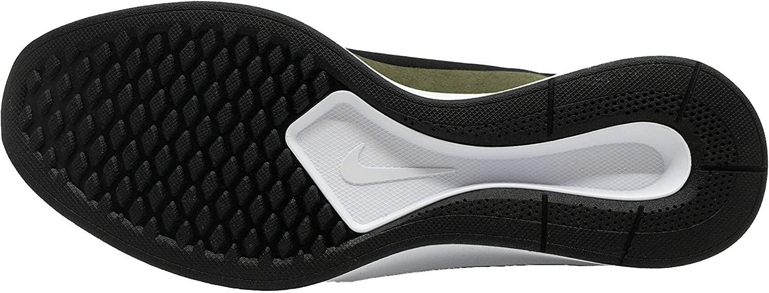 Nike Dualtone Racer PRM Running Men's Shoes White/Black