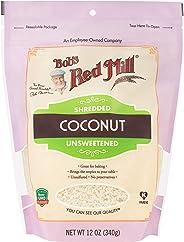 Bobs Red Mill, Coco Rallado, 340 Gr.