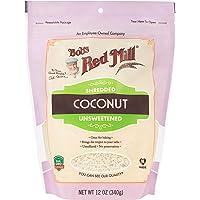 Bob´s Red Mill Coco rallado sin azúcar, Coco, 340 gramos