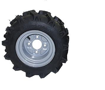 Bricoferr PT40326 Rueda agrícola (16 x 6.50-8, aperos de ...