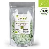 BioFeel - Bio Weizengras Kapseln, 180 Stk, 400mg