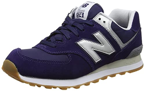 574 Nouveaux Équilibre Chaussures Hommes, Noir (noir), 40 Eu
