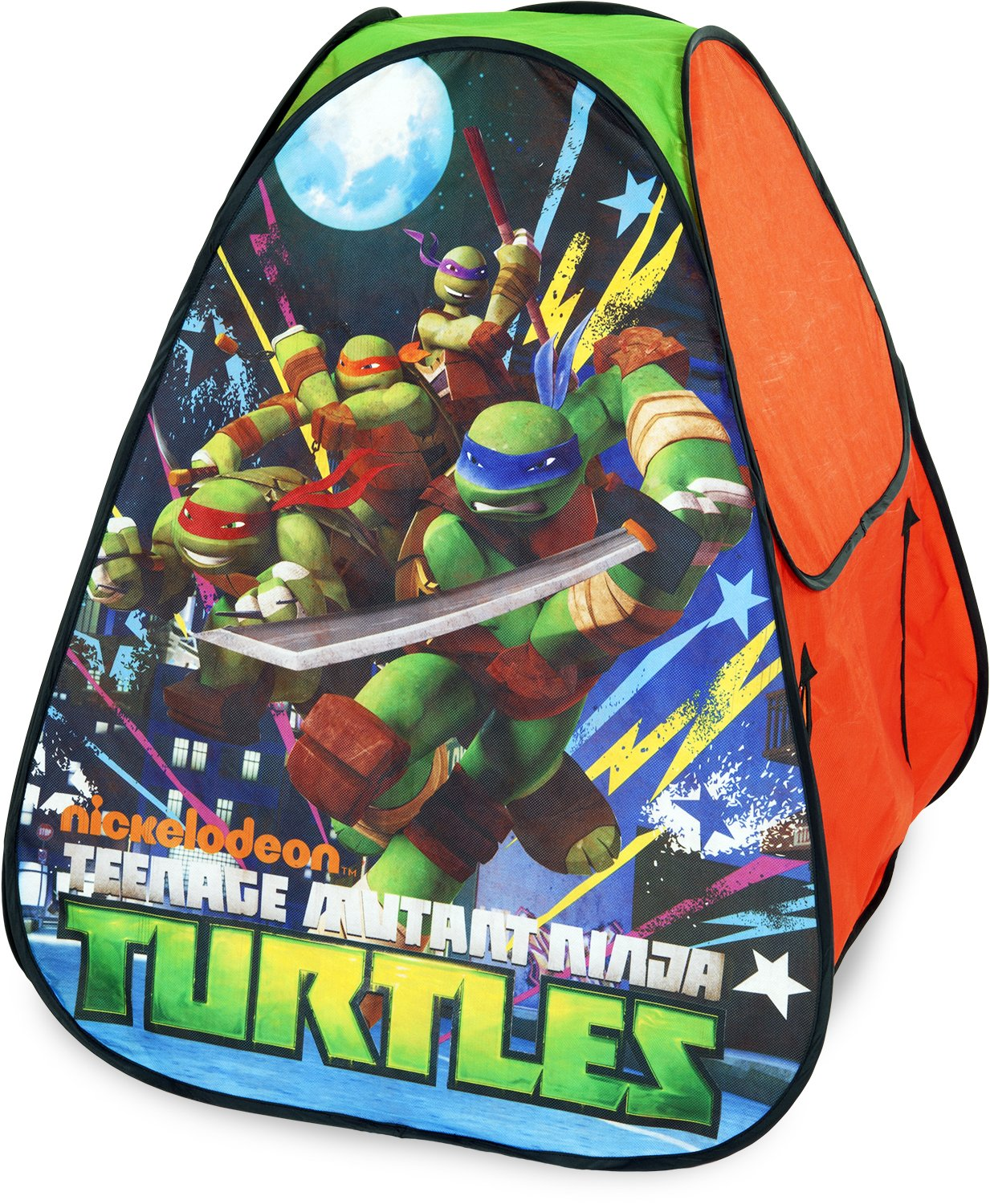 Amazon.com Playhut Teenage Mutant Ninja Turtles Classic Hideaway Tent Toys u0026 Games  sc 1 st  Amazon.com & Amazon.com: Playhut Teenage Mutant Ninja Turtles Classic Hideaway ...