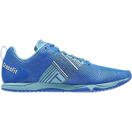 Amazon.com | Reebok Womens CrossFit Sprint TR Vital Blue-Neon Blue-White  Athletic Shoes M | Shoes
