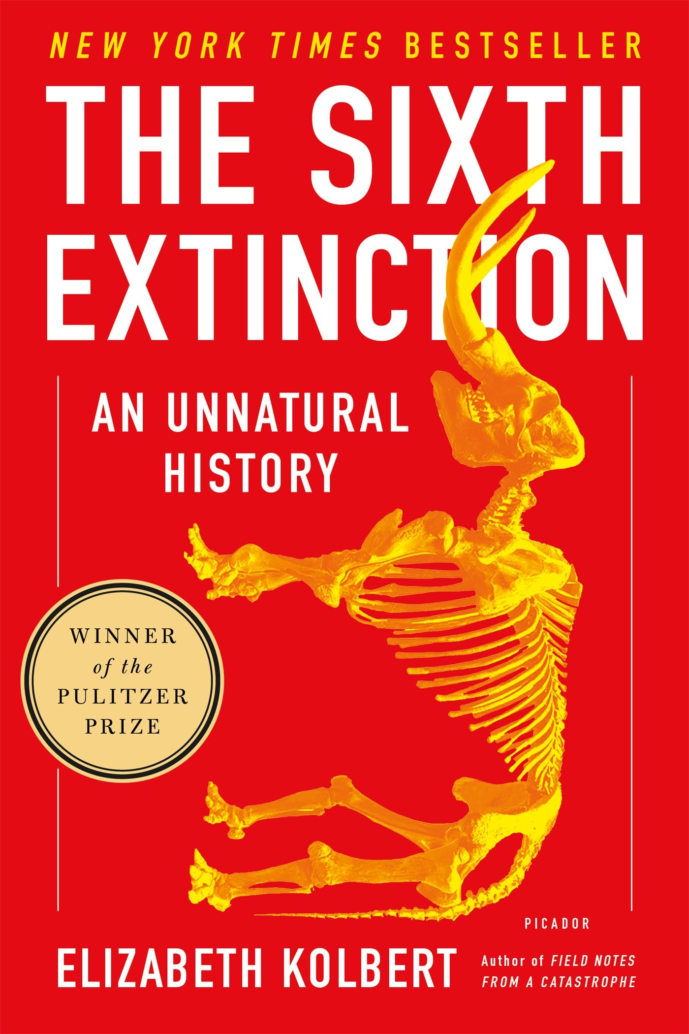 Image result for the sixth extinction